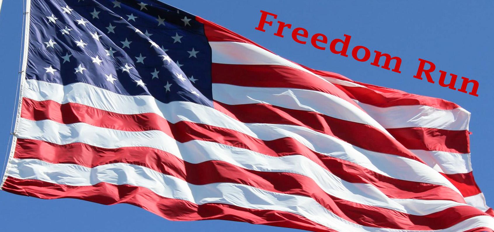 5k 4th Of July Freedom Run