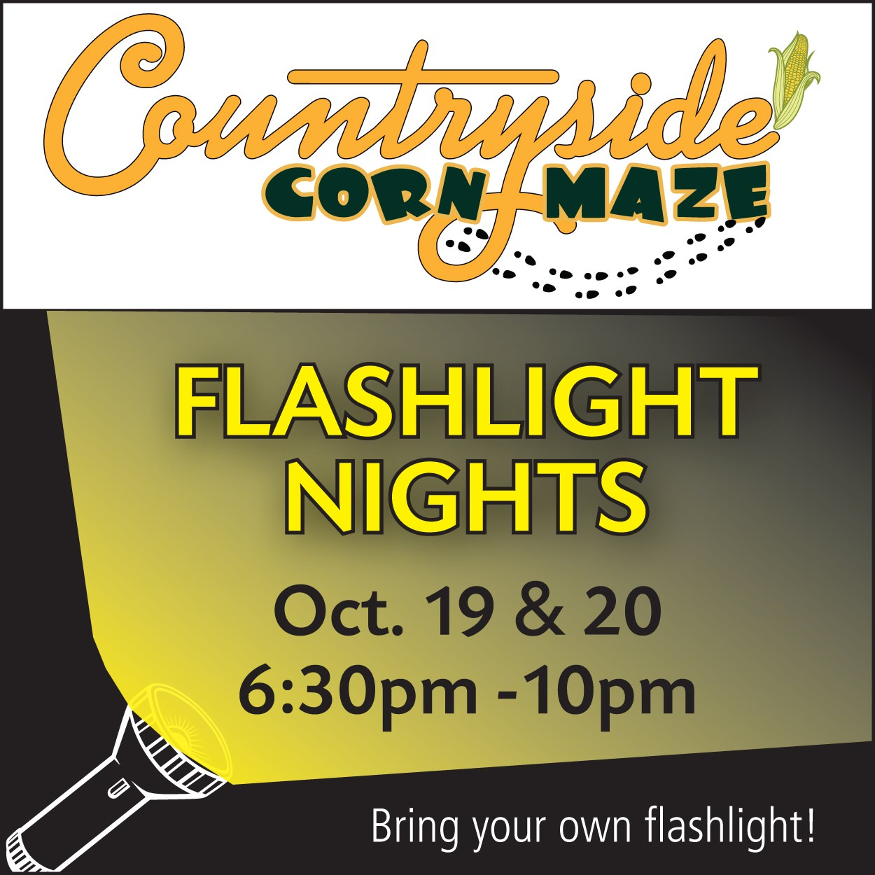 Flashlight Nights at Countryside Citrus