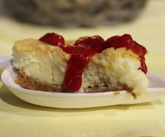 Awesome Sauce Cheesecake