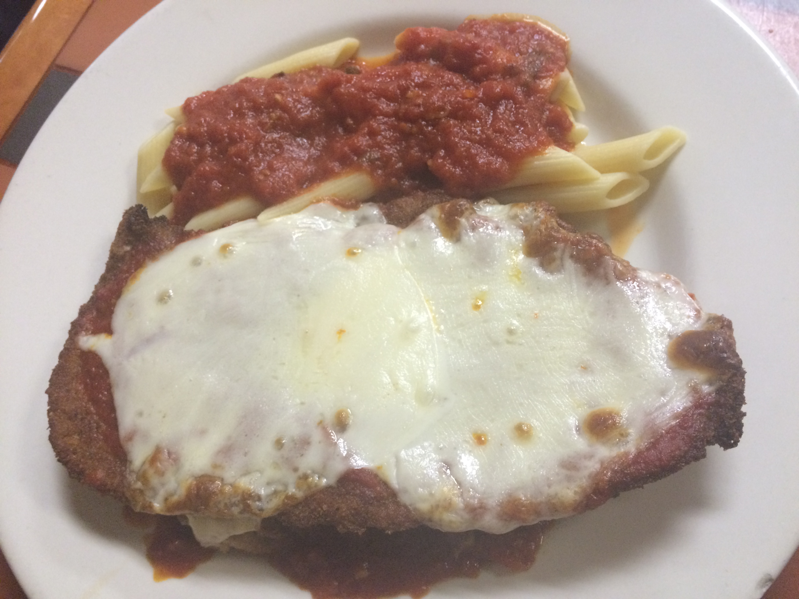 Veal Parm