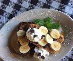 Chunky Monkey Banana Bread French Toast