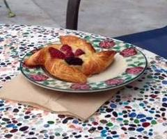 Fresh Berry Pastery