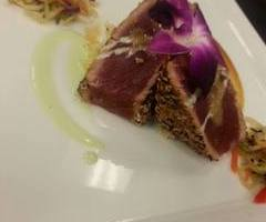 Seared Sesame Ahi