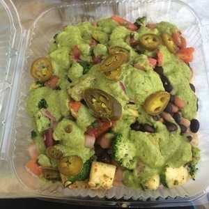 Rice & Beans Bowl - Veggie Style!