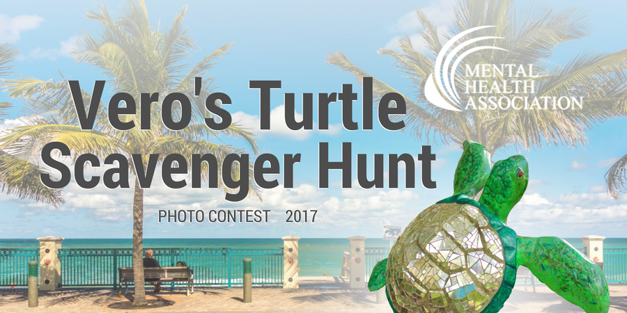 Vero's Sea Turtle Scavenger Hunt Photo Contest