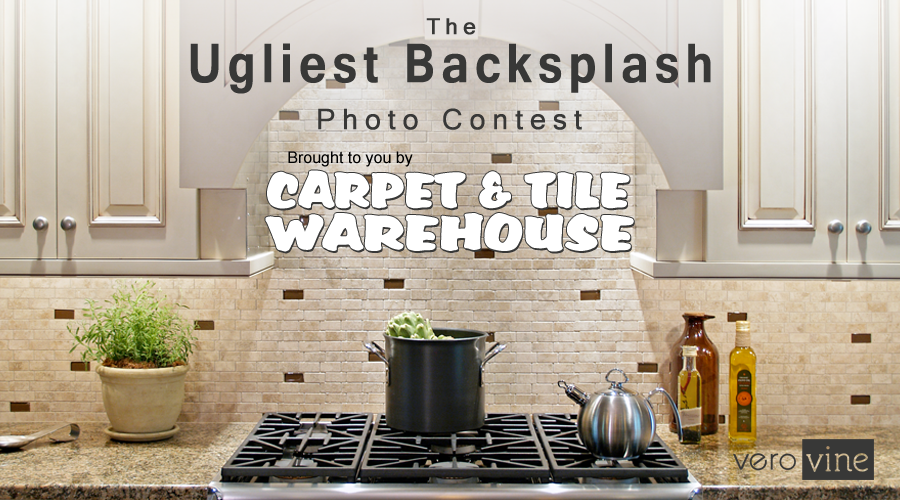 The Ugliest Backsplash Photo Contest
