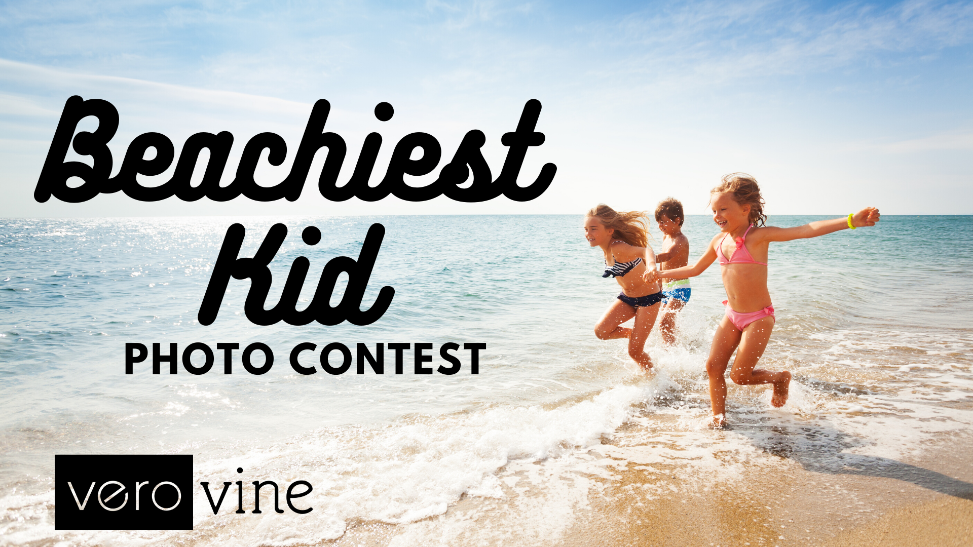 Beachiest Kid Photo Contest 2020